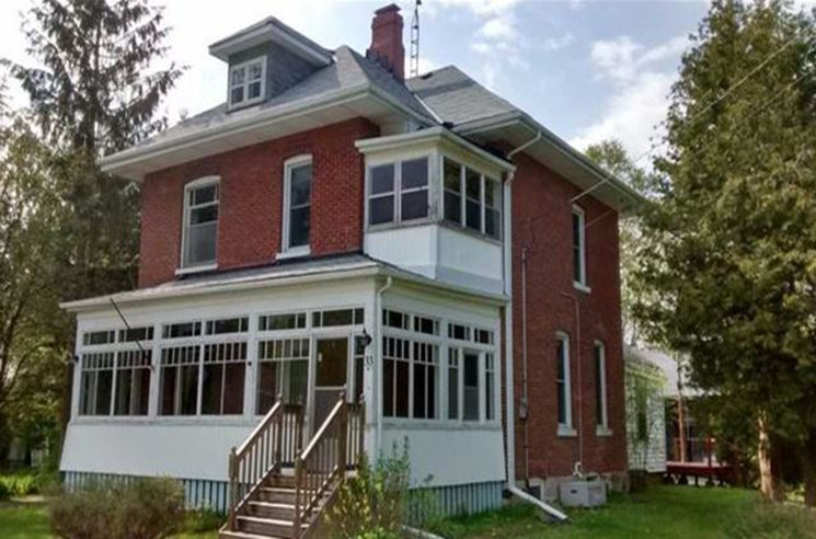Neil Young's Childhood Home Goes up for Sale in Ontario