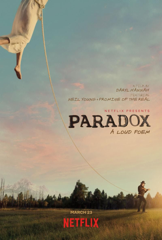 Neil Young's New Western Film 'Paradox' Is Coming to Netflix
