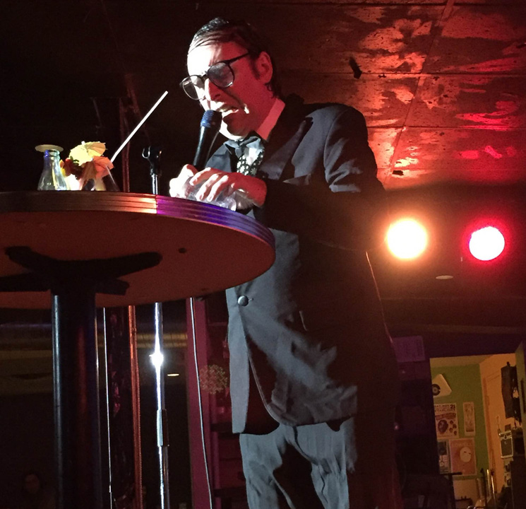 Neil Hamburger  / Tim Heidecker Starlight, Waterloo ON, March 3