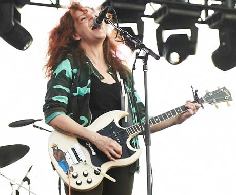 Neko Case Main Stage, LeBreton Flats, Ottawa ON, July 6