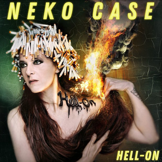 Neko Case 'Hell-On' (album stream)