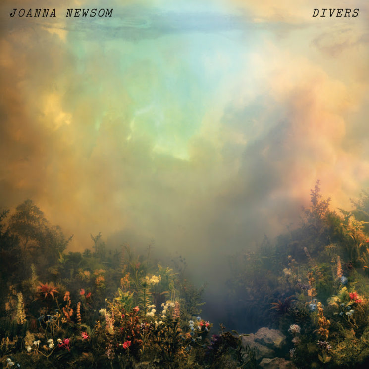 Joanna Newsom 'Divers' (album stream)