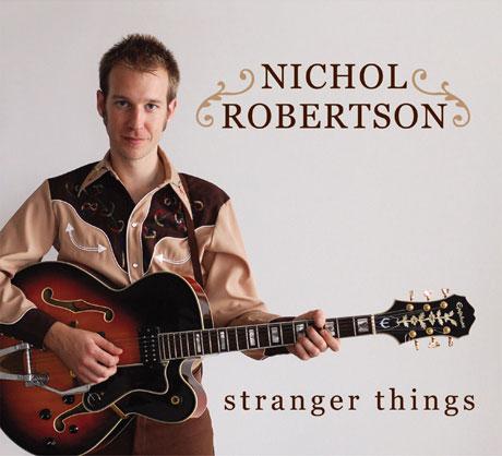 Nichol Robertson Stranger Things