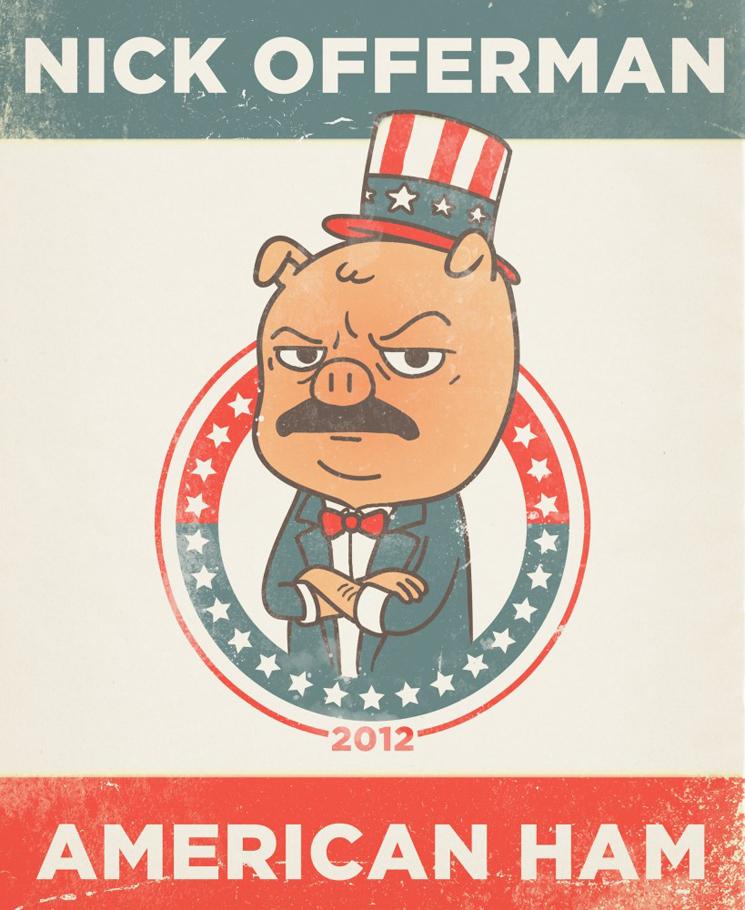 Nick Offerman American Ham