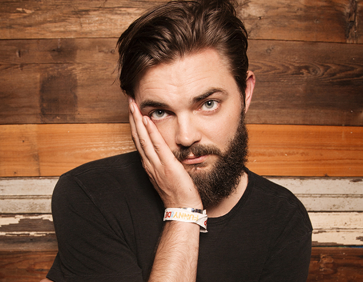 Nick Thune Cafe Cleopatra, Montreal QC, July 29