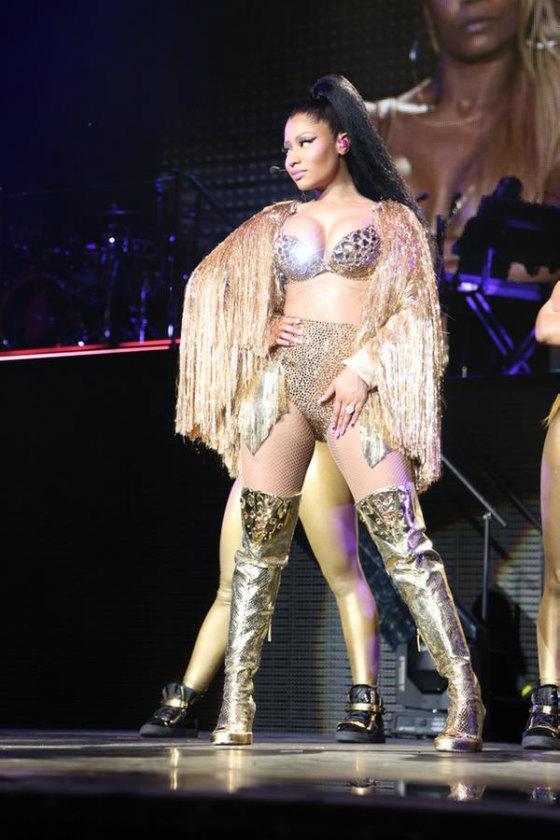 Nicki Minaj / Meek Mill / Rae Sremmurd Molson Canadian Amphitheatre, Toronto ON, July 28