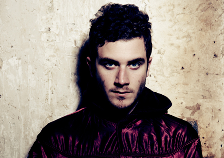 Nicolas Jaar presents From Scratch MAC Salle 2, Montreal QC, June 1