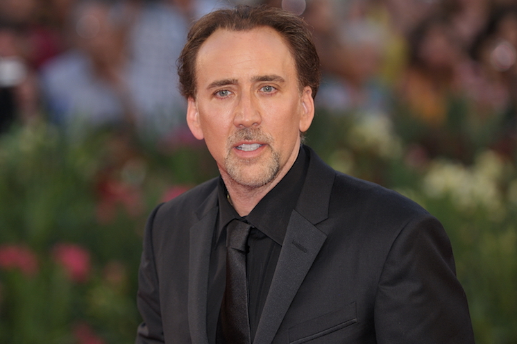 Nicolas Cage to Play Joe Exotic in 'Tiger King' Scripted Series