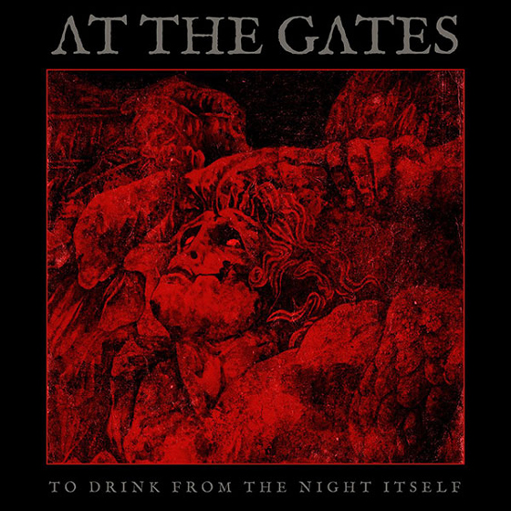 At the Gates Detail 'To Drink from the Night Itself'