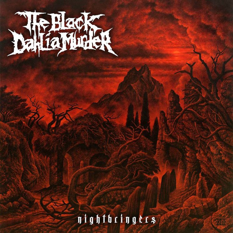 The Black Dahlia Murder 'Nightbringers' (album stream)