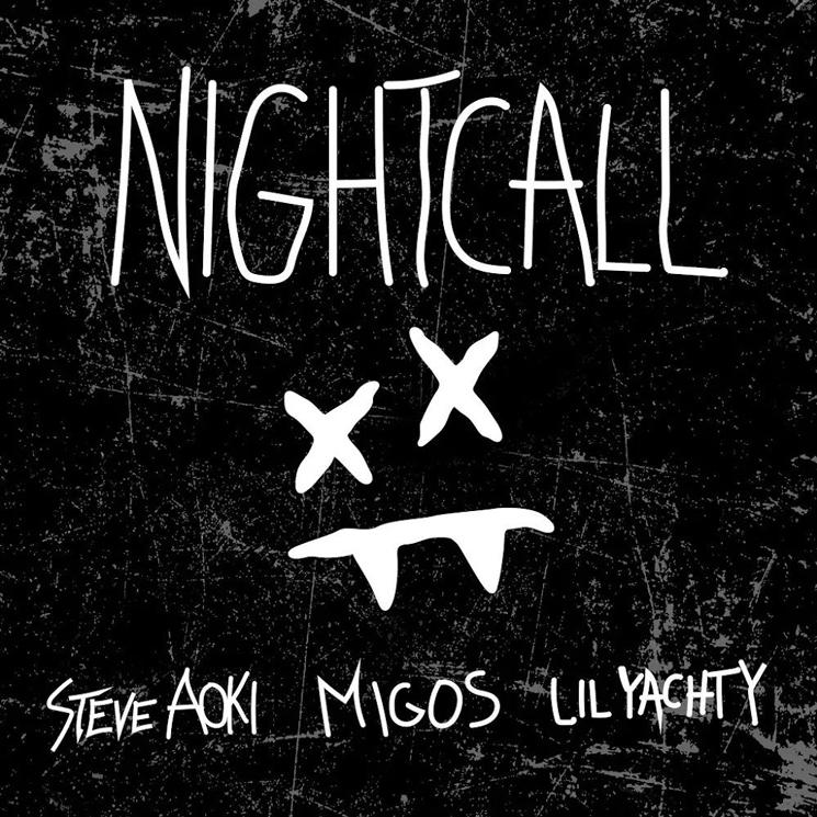 "Steve Aoki ""Nightcall"" (ft. Migos & Lil Yachty)"