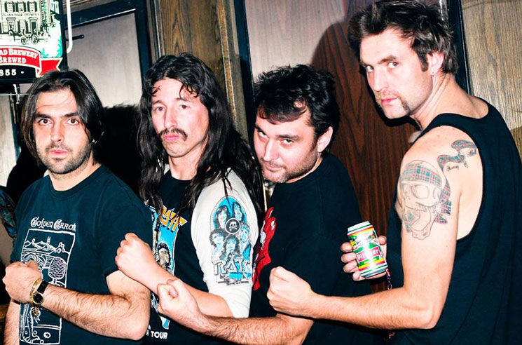 'Fubar' Star Deaner's Band Nightseeker Sign to Royal Mountain