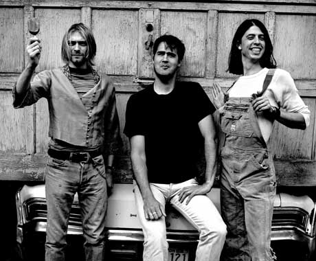 Krist Novoselic Wrestling With a Legacy