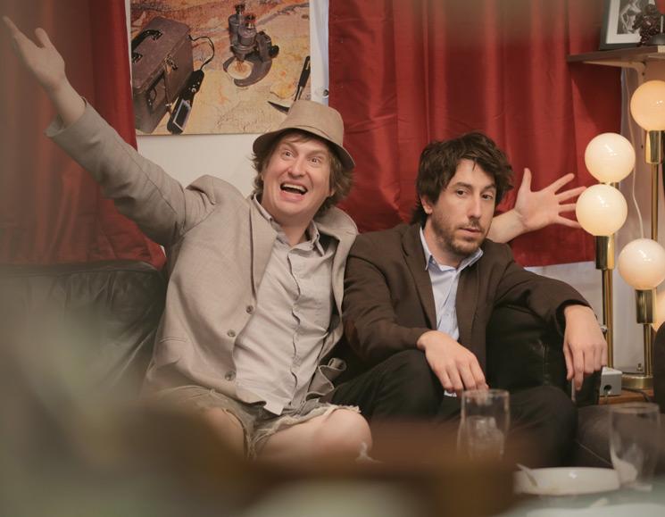 Nirvanna the Band the Show Season 2 Created by Matt Johnson and Jay McCarrol