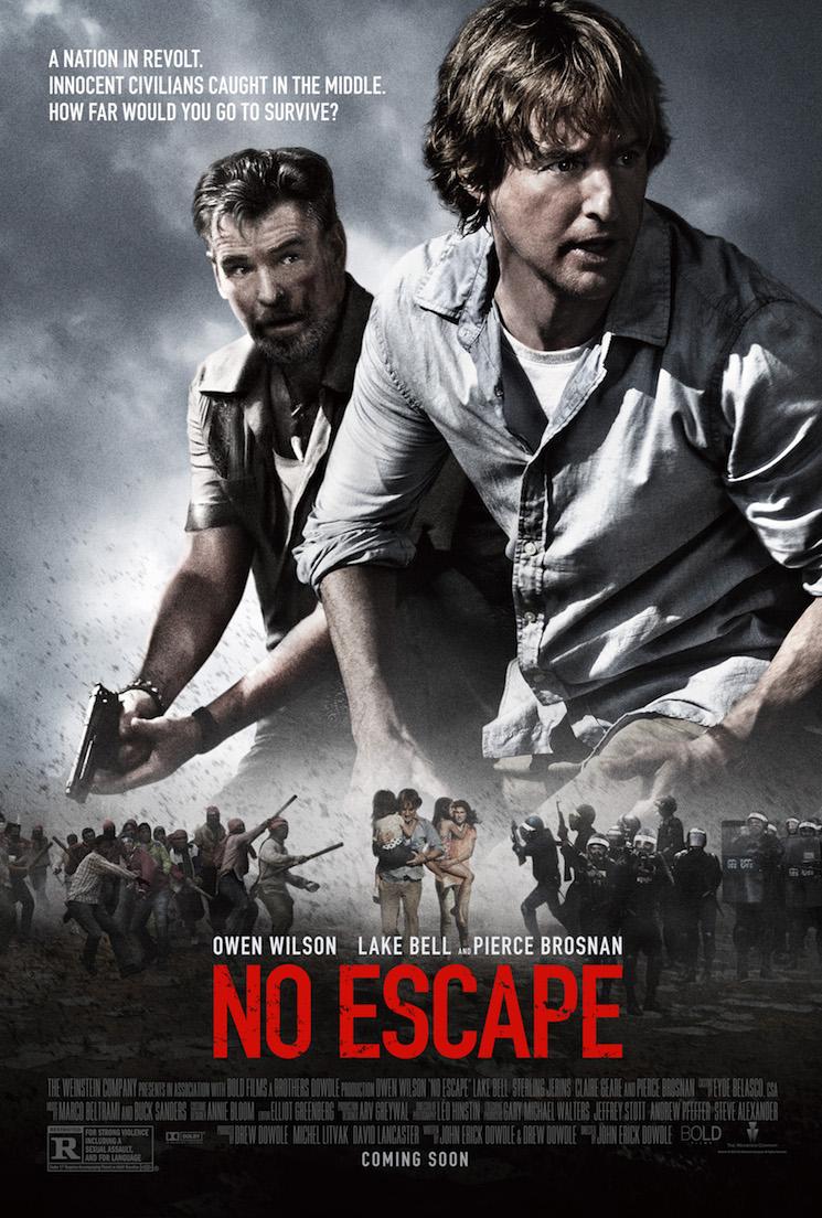 No Escape Trailer
