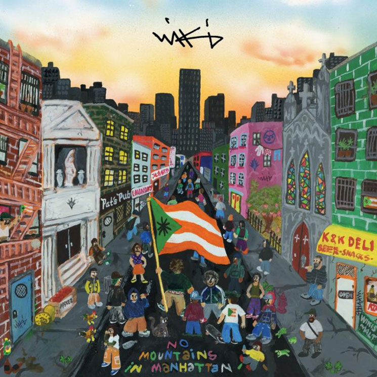Wiki 'No Mountains in Manhattan' (album stream)