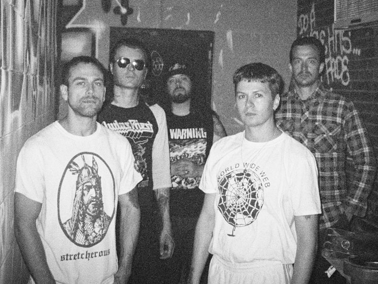 No Warning's Ben Cook Discusses Their Long-Awaited Return and the Meaning of 'Torture Culture'