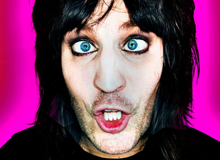Noel Fielding Danforth Music Hall, Toronto ON, March 23
