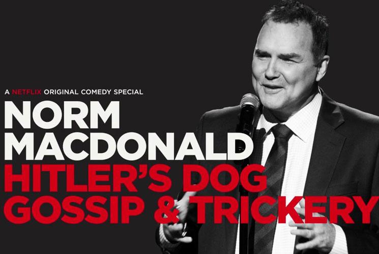 Norm Macdonald Hitler's Dog, Gossip & Trickery