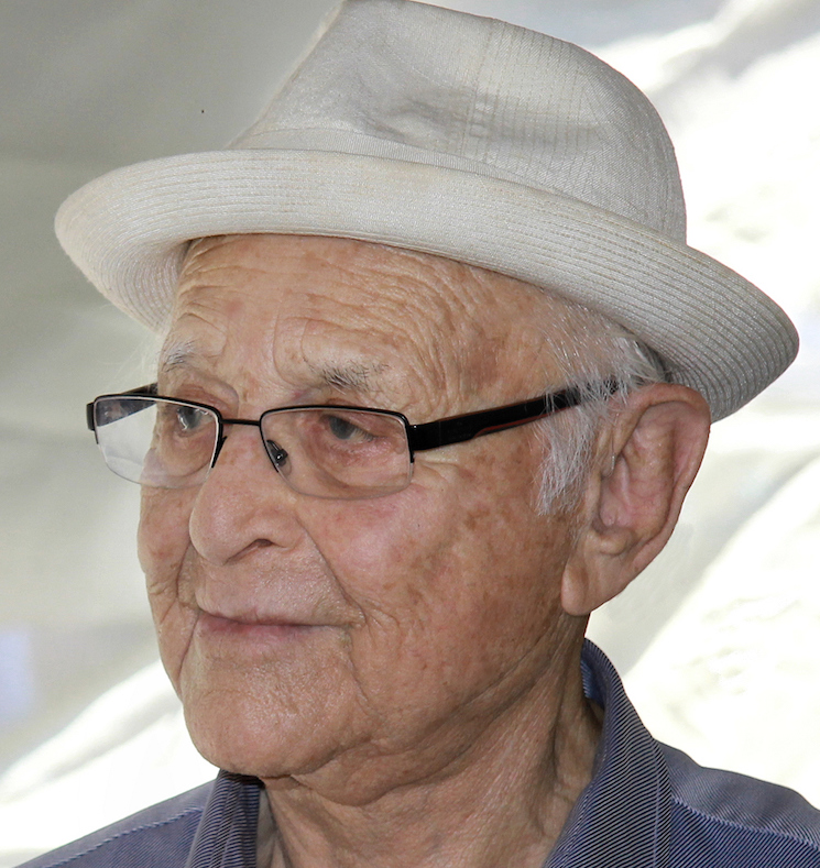 Norman Lear Chants N-Word on Podcast