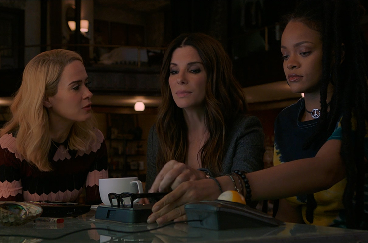 Watch Another Trailer for 'Ocean's 8'