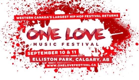Lil Wayne, Big Sean, Tyler, the Creator Hit Calgary for One Love Festival