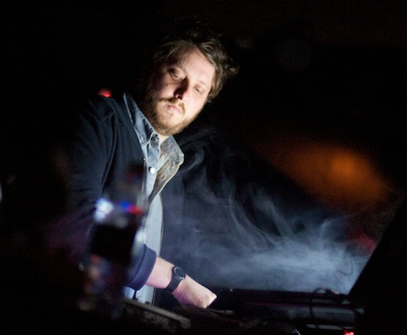 Oneohtrix Point Never Fortune Sound Club, Vancouver BC, February 3