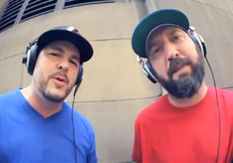 "Organized Rhyme ""Check the O.R. Redux"" (video)"