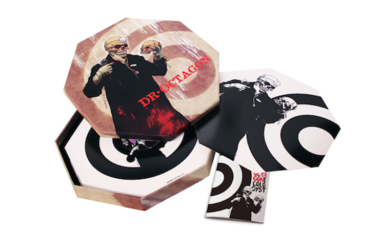 Dr. Octagon's 1996 Debut Treated to Expanded 3-LP Reissue