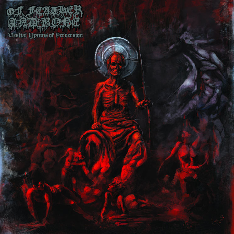 Of Feather and Bone Bestial Hymns of Perversion