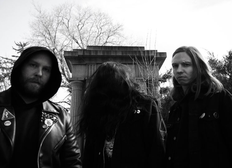 Of Feather And Bone Channel Aztec Rage on 'Bestial Hymns  Perversion'