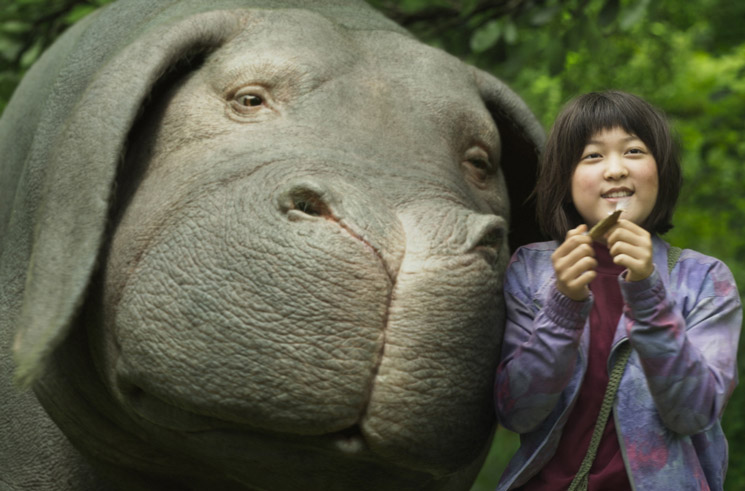 Okja Directed by Bong Joon Ho