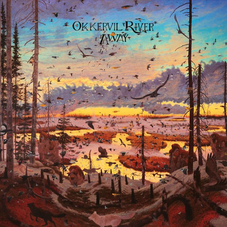 Okkervil River Return with 'Away,' Share 'Okkervil River R.I.P.'