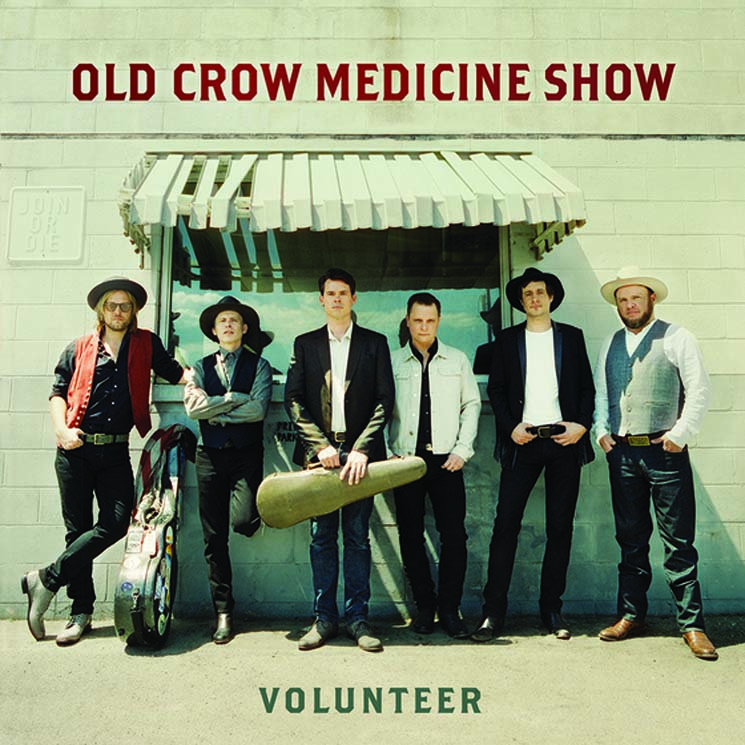 Old Crow Medicine Show Volunteer