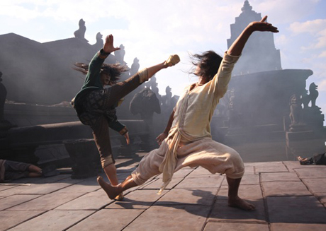 Ong Bak 3 Tony Jaa and Panna Rittikrai