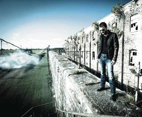 Eric Church Growing Up Metal and the Future of Country Music