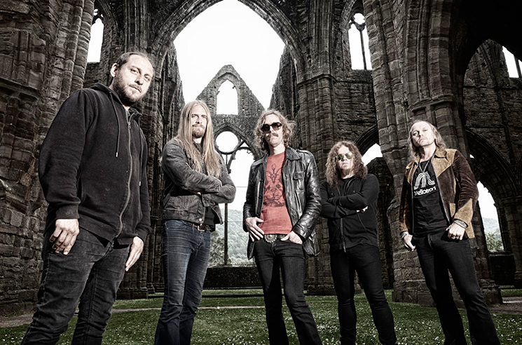 Opeth Sign to Nuclear Blast for 'Sorceress' LP, Reveal North American Tour
