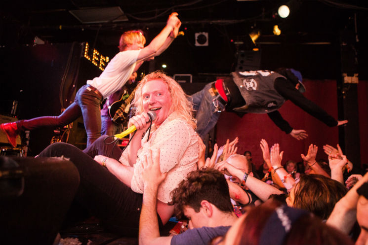 The Orwells Lee's Palace, Toronto ON, May 6