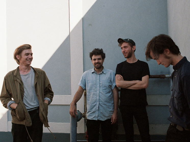 ​Ought Get Serious About 'Sun Coming Down'