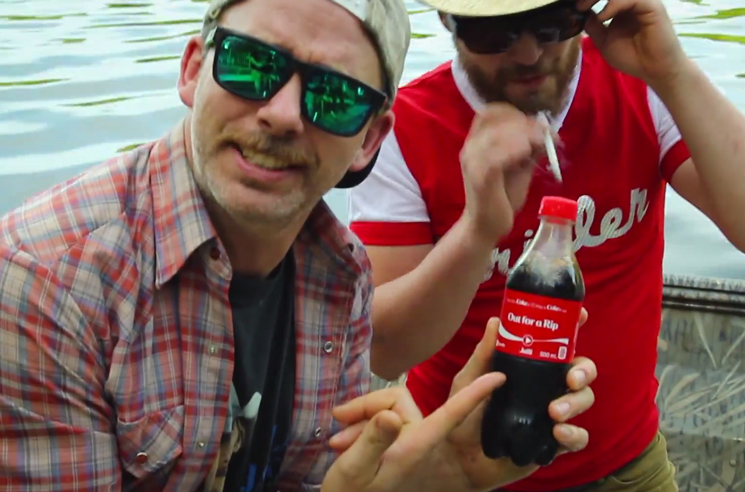 The 'Out for a Rip' Guy Says Coca-Cola Stole His Catchphrase