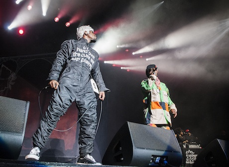 OVO Fest Day One with Outkast and YG Molson Amphitheatre, Toronto ON, August 3