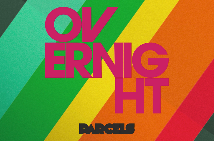 "Hear Daft Punk Team Up with Parcels On ""Overnight"""