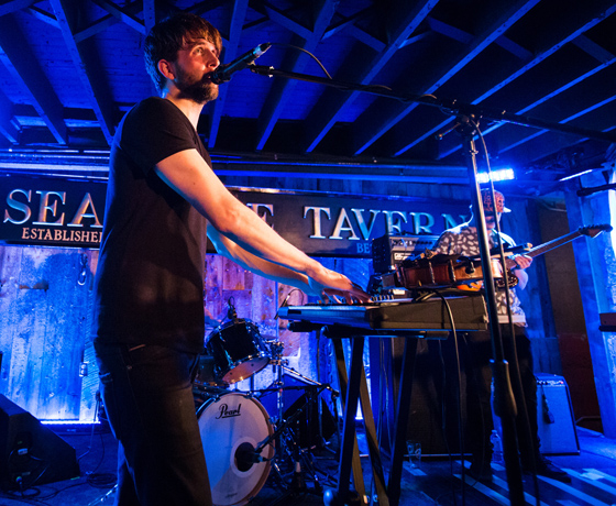 Owen Pallett Seahorse Tavern, Halifax NS, January 22