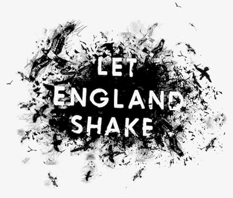 PJ Harvey <i>Let England Shake</i>