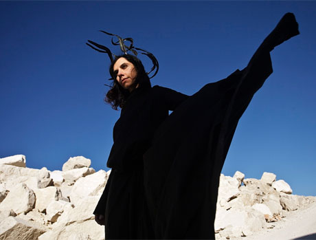 PJ Harvey War Stories