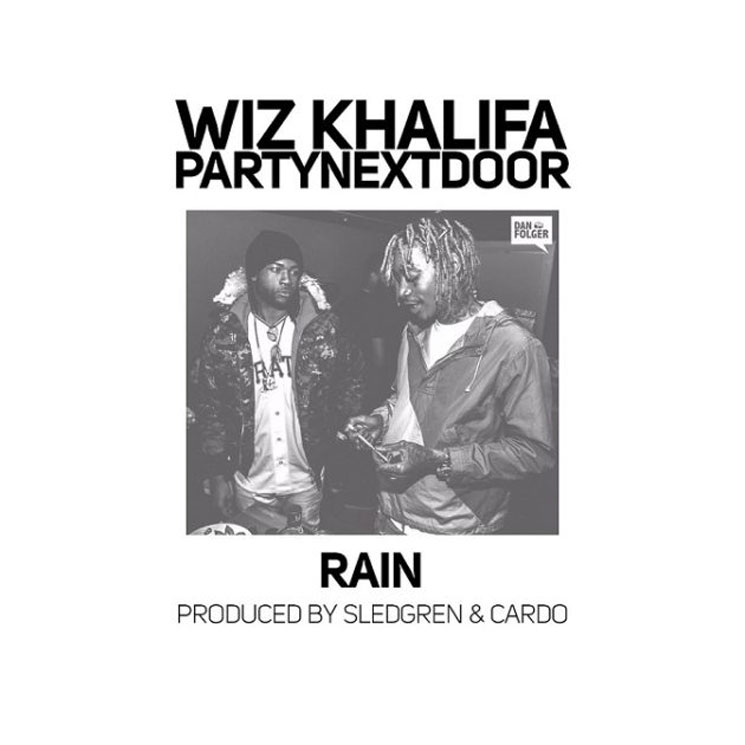 "Wiz Khalifa ""Rain"" (ft. PARTYNEXTDOOR)"