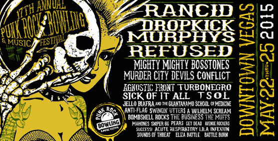 Punk Rock Bowling Fest Claims Winners Defrauded Them of Prize Money
