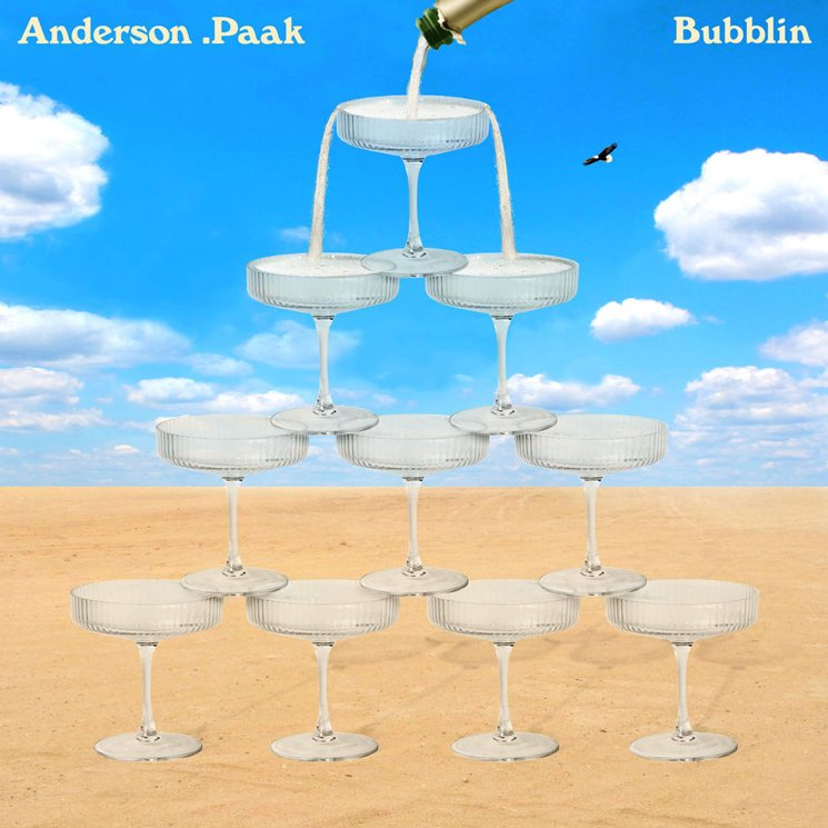 "Anderson .Paak Returns with New Single ""Bubblin"""