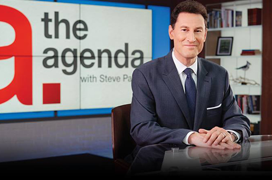 TVO Host Steve Paikin Accused of Sexual Harrassment
