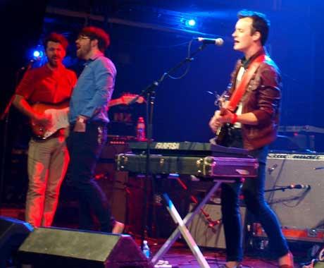 Paper Lions Danforth Music Hall, Toronto ON, June 15